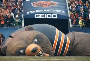 bears deflated